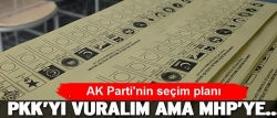 AK Parti'nin erken seçim planı
