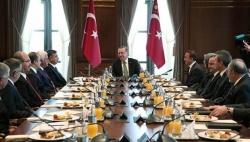 CHP ve HDP'liler Saray'a gitmedi!