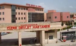 Uzun namlulu silahlarla hastaneye silahlı saldırı