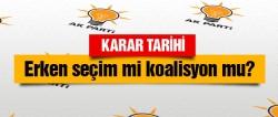 AK Parti'nin karar tarihi