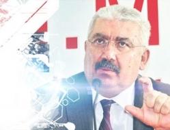 MHP'den Demirtaş'a flaş 'hilal' yanıtı