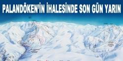 Kayak merkezleri ihalesi için son gün yarın