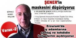 Erzurum'da suç örgütü kurmuşlar!