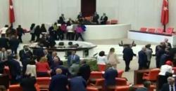 Meclis'te sıcak saatler!