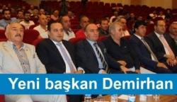Yeni Başkan Demirhan!