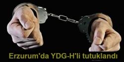 Erzurum'da 5 tutuklama!