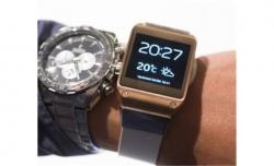 Yeni Samsung Galaxy Gear Geliyor!