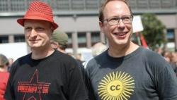 Almanya'da basın özgürlüğü kavgası!
