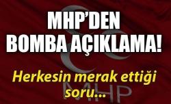 AKP'yle görüşme koalisyon için değil