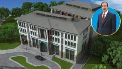İşte Palandöken'in yeni hizmet binası