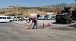 Şırnak'ta askere mayınlı saldırı