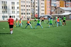 Yakutiye'de futbola büyük ilgi!