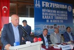 Uluslararası Karate turnuvası başlıyor!