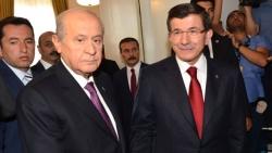 MHP'ye 2 seçenekli koalisyon paketi!