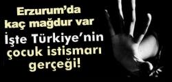 İşte Türkiye'nin çocuk istismarı gerçeği!