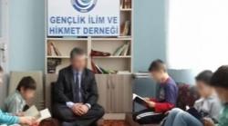GİHDER'de erkek çocuklarına tecavüz
