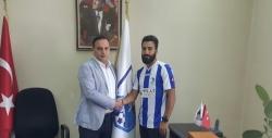 BB Erzurumspor'da yeni transfer