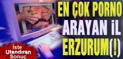Erzurum ilk üçte!