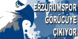 Erzurumspor görücüye çıkıyor