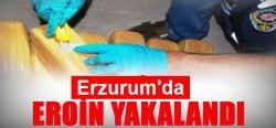Erzurum polisinden kaçamadılar!