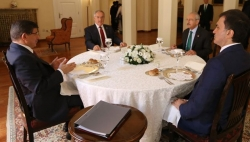 Türkiye'nin beklediği görüşme bitti!