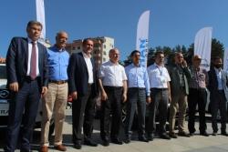"""Erzurum'da """"2015 Otomobil Tanıtım ve Satış Günleri"""