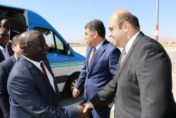 Aziziye, Gambiya Cumhuriyeti'ne el attı