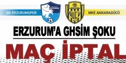 Erzurum'a GHSİM şoku