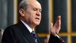 Bahçeli'den Cumhurbaşkanı Erdoğan'a