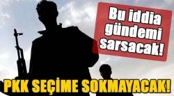 PKK, HDP'yi seçimlere sokmayacak