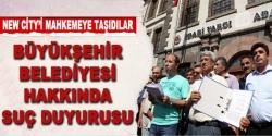 Erzurum'un en büyük sorunu mahkemede