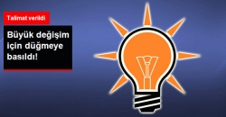 AK Parti'de 3 Dönem Yasağı Kaldırılıyor