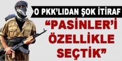 PKK'lı Barış Kahraman'dan şok ifade