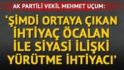 Öcalan'ın muhatabı devlettir