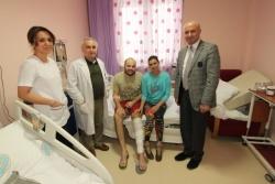 Erzurum sağlıkta dünyaya açıldı