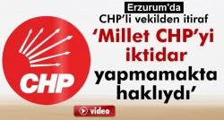 Millet CHP'yi iktidar yapmamakta haklıydı