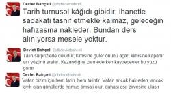 Türkeş'e sert tweetler!