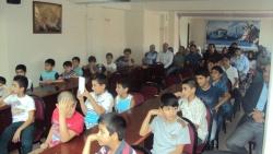 Erzurum'da Yaz kur'an kursu tamamlandı
