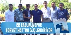 Erzurumspor forvet hattını güçlendiriyor