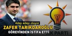 Tarıkdaroğlu, istifasını verdi!