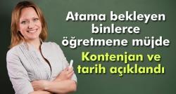 Milyonlarca öğretmene müjde