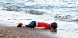 Kıyıya Vuran Çocuk Dünyayı Sarstı