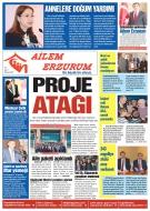 Ailem Erzurum''Gazetesi çıktı!