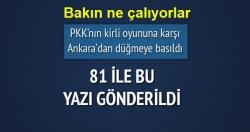 PKK plaka çalmaya başladı