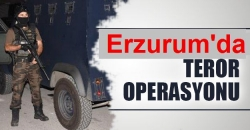 Erzurum'da 15 gözaltı!
