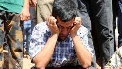 Kobani'de toprağa verildi