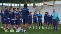 Cizrespor maçına hazırlar!