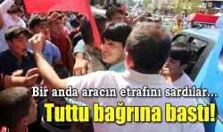 Erzurum askeri bağrına bastı!