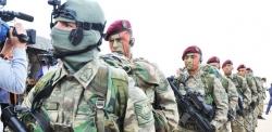 Bordo Bereliler PKK'yı vurdu