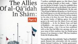 IŞİD dergisinin kapağında